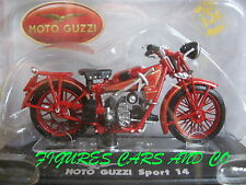 1/24 MOTO  GUZZI  SPORT 14 1924 - 1928   STARLINE