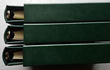 Lindner Motif Reliure à anneaux Chiens, 3x Album + Poussée vert avec Imprimés