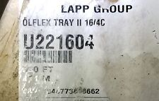 Lapp Kabel 221604 16/4C OLFLEX Tray II Flexible Tray Cable TC-ER 1000V Blk/50ft