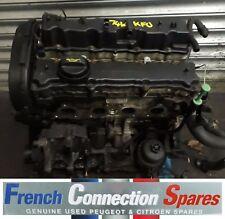 PEUGEOT 1007, 206, 207, 307 CITROEN C2, C3, C4 1.4 16v KFU COMPLETE ENGINE 89 K