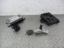 2011 RENAULT CLIO 1.2 Petrol ECU + BSI Kit Lock Set 237101505R D4F740
