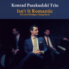 KONRAD PASZKUDZKI TRIO-ISN'T IT ROMANTIC-RICHARD RODGERS SONG BOOK-JAPAN CD G00