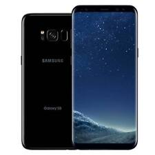 New Othr Samsung Galaxy S8 G950FD Duos Black GSM Unlocked AT&T T-Mobile Cricket