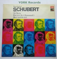 YKM 5010 - SCHUBERT - Your Kind Of Schubert - Excellent Condition LP Record