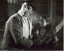 Janina Faye In Person Signed Photo - Dracula - C913