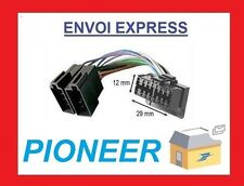 CABLE ISO AUTORADIO POUR PIONEER KEH-P6020R KEH-P6020RB KEH-P6021RB