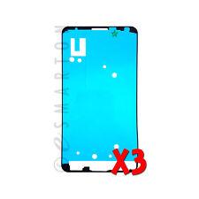 3X LCD Pre-Cut Tape Adhesive Sticker For Samsung Galaxy Note 3 N900 Repair part