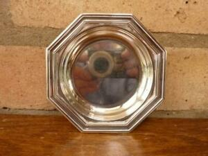 Nice vintage Christofle Dressing Table pin Tray Silver Plated