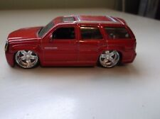 Hot Wheels Dropstars 2004 Cadillac Red Escalade