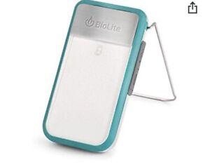 BioLite PowerLight Mini Teal Phone Charger