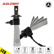 H7 LED Headlight Kit Conversion Kit 12000Lm High Lamp 6000K White Light Bulbs