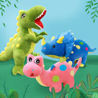 Plush Dinosaur Toy Doll Giant Large Stuffed Animals Soft kids Dolls Gifts XMAS