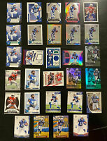 Parris Campbell 2019 Rookie Lot 29 Cards~Inserts++ Jersey/Patches SP Colts RC