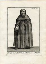 RELIGIEUX PRESTRE DE L'ORDRE DE Ste BIRGITTE