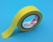 1Pcs 3M 1500 Vinyl Electrical Tape Insulation Adhesive Tape Yellow
