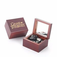 Game Of Thrones Handcraft Mirror Music Box ♫ Winter Is Coming ♫