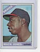 Mack Jones 1966 Topps Baseball Card #446 (C)