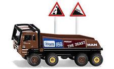 1686 Siku 1:87 HS Schoch 8x8 MAN Truck Trial