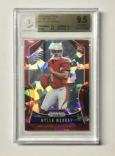 Kyler Murray Red Ice Prizm RC #301 Cardinals BGS 9.5 Gem Mint