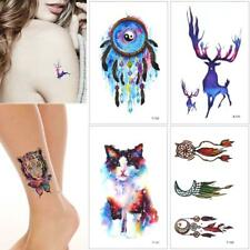 Various Pattern Removable Waterproof Temporary Tattoo Sticker Body Art Sticker