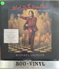 MICHAEL JACKSON-BLOOD ON THE DANCEFLOOR HISTORY IN THE MIX VINYL LP 4875001 EX