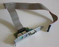 Dell OptiPlex PWB f9102 ul94v y9003 f743c ps/2 rs232 I/O del pannello frontale Board Scheda