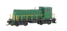 Painted, Unlettered - N Green GE 70 Ton -DCC  BAC82053