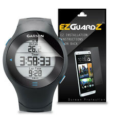 2X EZguardz LCD Screen Protector Cover HD 2X For Garmin Forerunner 610 (Clear)