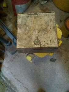 chimney access hatch cast iron