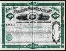 1880 Connecticut: the Housitonic Rail Road Company