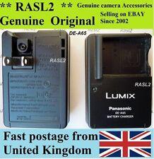 Original Panasonic LUMIX Chargeur de-a65 DMW-BCG10E DMC-TZ10 DMC-ZX1 dmc-tzs3 ZS1