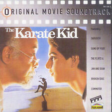 The Karate Kid by Original Soundtrack (CD, 1995)