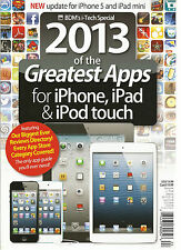 BDM'S i- TECH SPECIAL, 2013 OF THE GREATEST APPS, FOR iPHONE, iPAD & iPOD TOUCH