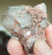 RARE BRITISH SMOKEY QUARTZ WITH HEMATITE, HEALING CRYSTAL