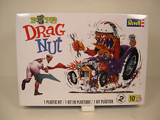 REVELL PRODUCED BIG DADDY ED ROTH CUSTOM DRAG NUT PLASTIC MODEL CAR KIT