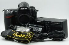 Nikon D3 12MP Digital SLR Camera Body - Shutter Count 6880