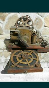 ANTIQUE SIEMENS AND HALSKE BERLIN MORSE ALTER TELEGRAPH KEY REGISTER MACHINE