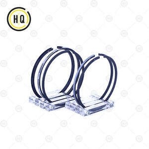 Set Of Piston Ring 0.50 For Lister Petter 570-12910/0.50, ST, STW, TS