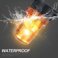Warnleuchte Rundumleuchte Warnlicht LKW Leuchte Mit 30 LED´s 12V 24V Orange NEU
