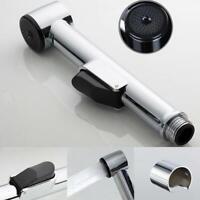 Stainless Steel Bathroom Shower Head Hand Held Toilet Bidet Water Spray Head
