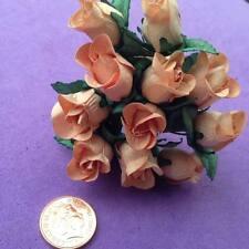 24 X Papel Grande Flores, Rosas, Adornos, Boda-Reino Unido Vendedor