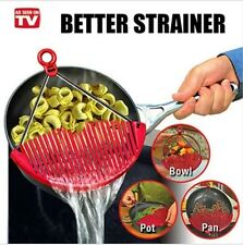 Better Strainer expandable - Vu a la tv - passoire casserole poële ajustable