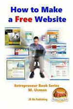 How to Make a Free Website by M. Usman and John Davidson (2015, Paperback)