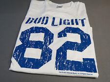 Bud Light 82 Extra Large T Shirt Tee top brewery beer bar aparel draft Xl New