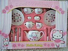 Hello Kitty Tea Set Year 2000