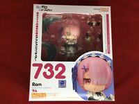 Nendoroid Re:Zero Starting Life in Another World Ram Figure Good Smile Company