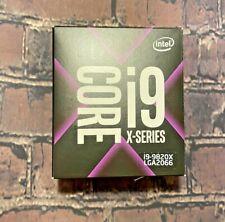 Intel Core I9-9820X - 3.3 GHz Deca-Core (BX80673I99820X) Processor LGA2066