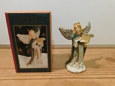 """Christmas Ornament Classic Collectibles Kyrie Angel Figure Vintage 5"""""""