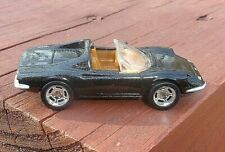 Hot Wheels Garage Ferrari Dino 246 GTS with Real Rider Tires - From 30 Car Set