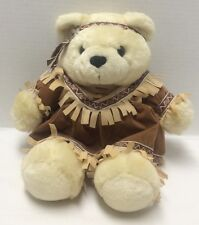 Pocahontas Special Edition Plush Stuffed Bear